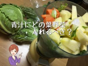 青汁 野菜 ジューサー