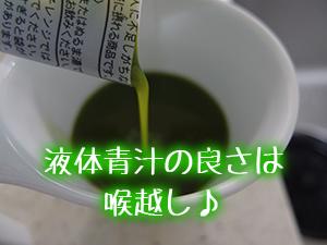 冷凍青汁 酵素